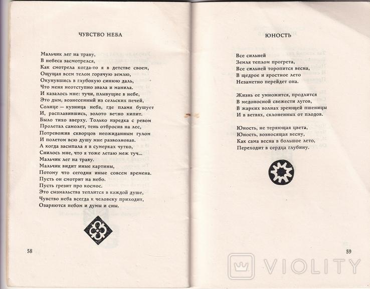 Валентина Ткаченко. Благодарность земле. Автограф., фото №6