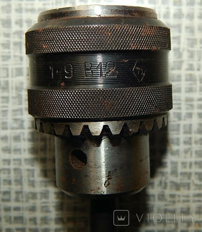 Патрон для дрели новый СССР, фото №3