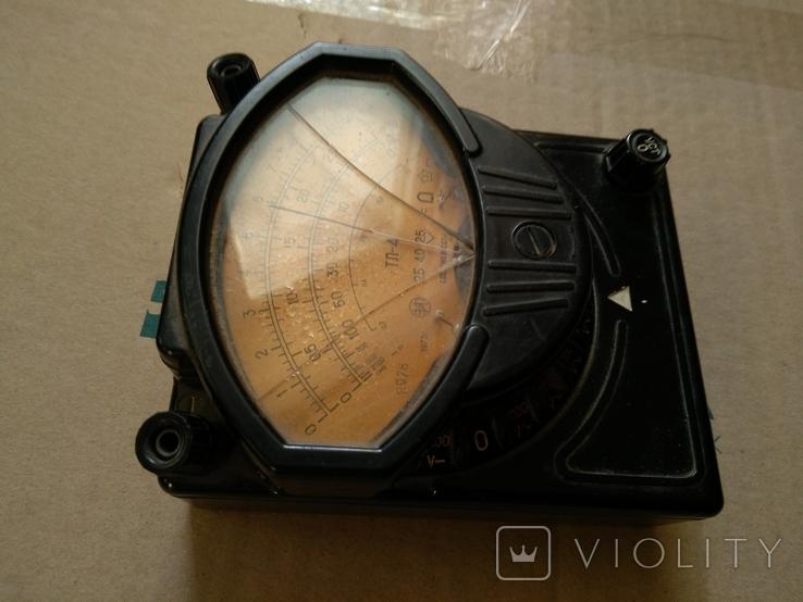 Измерительный прибор СССР, фото №4