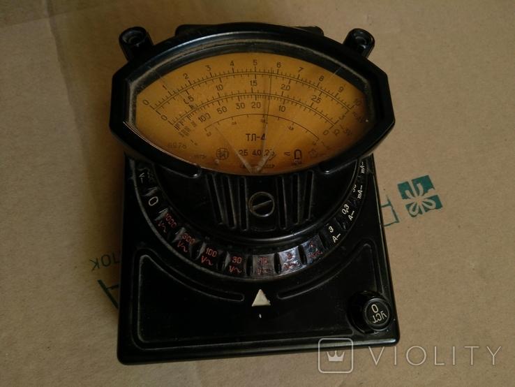 Измерительный прибор СССР, фото №2