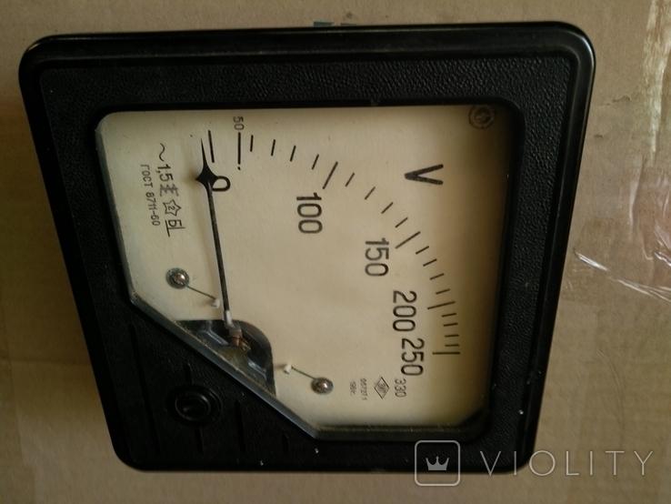 Электро - измерительный прибор СССР, фото №2