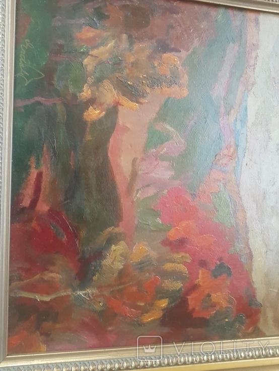 """А.Ерделі """"Гаряча осінь"""", фото №7"""