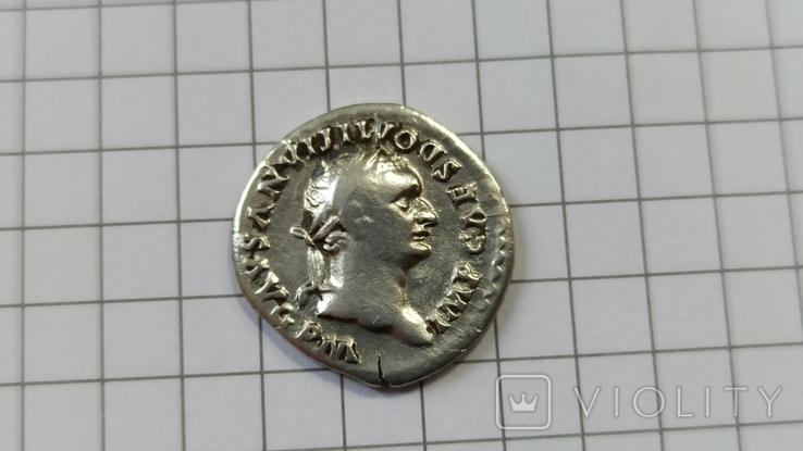 Денарій Домініціана, фото №6