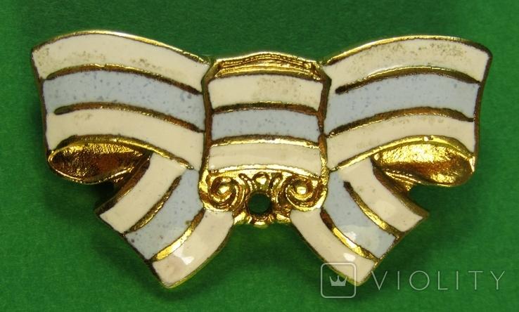 Колодка на Орден Материнства 1 ст. Рифленка. Копия (289м), фото №2