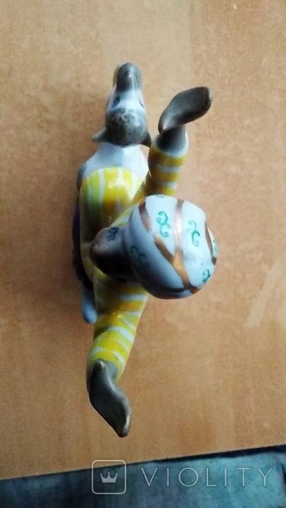 Ходжа Насреддин на верблюде. Коростень 1960 г., фото №5