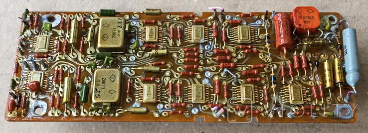 Радиодетали, платы разные., фото №9