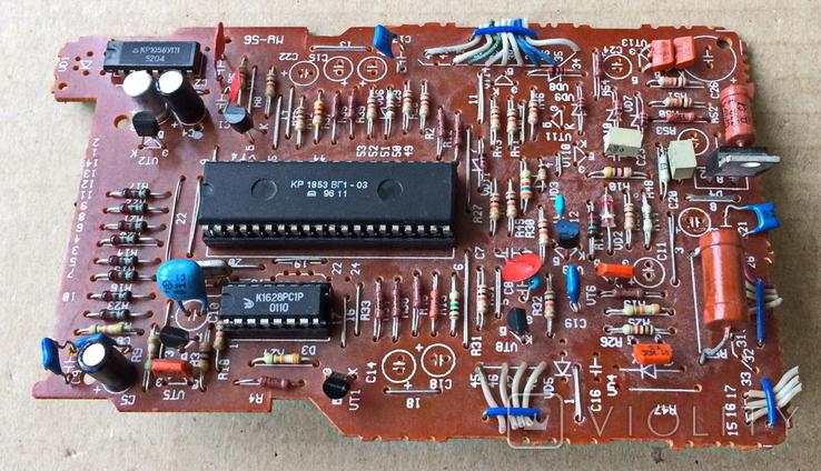Радиодетали, платы разные., фото №12