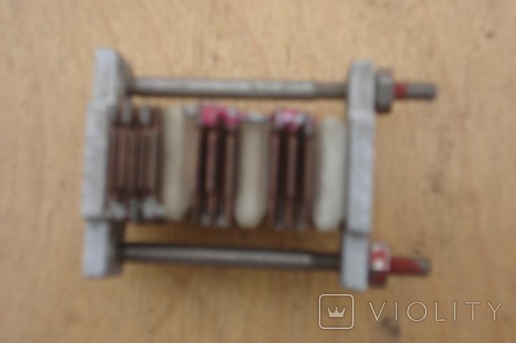 Конденсатор БКОС-11, фото №4