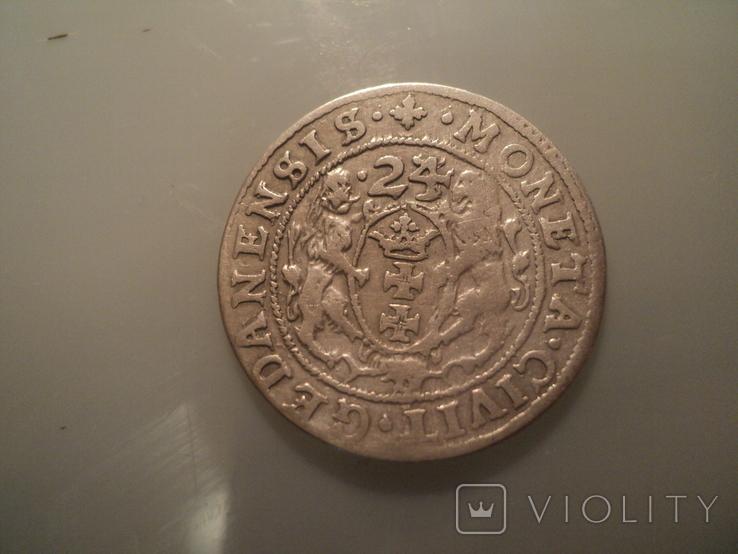 Гданський орт  1624 г, фото №2