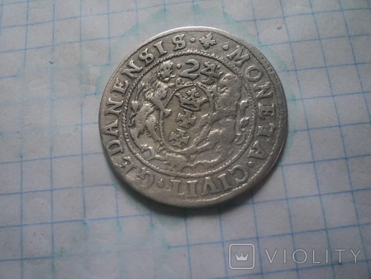 Гданський орт  1624 г, фото №4