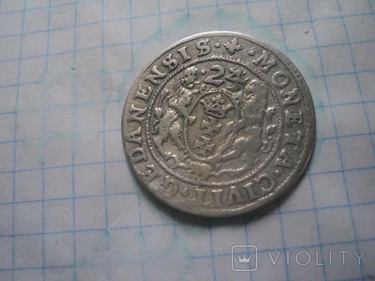 Гданський орт  1624 г, фото №6
