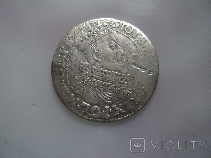 Гданський орт  1624 г, фото №8