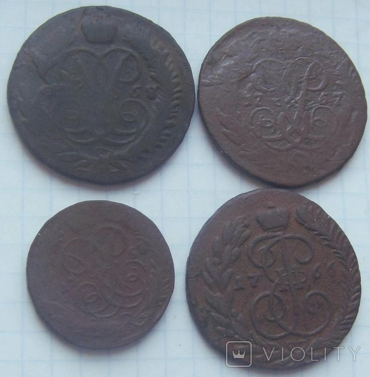 4 монеты., фото №3