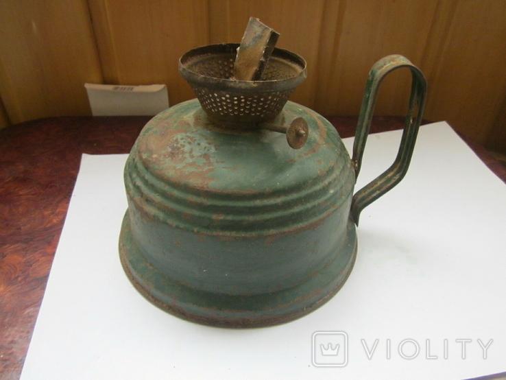 Керосиновая лампа СССР, фото №2