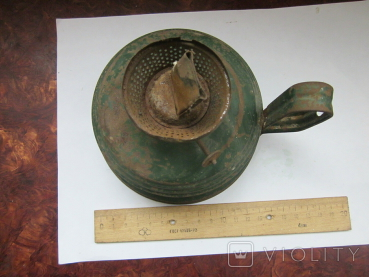 Керосиновая лампа СССР, фото №3