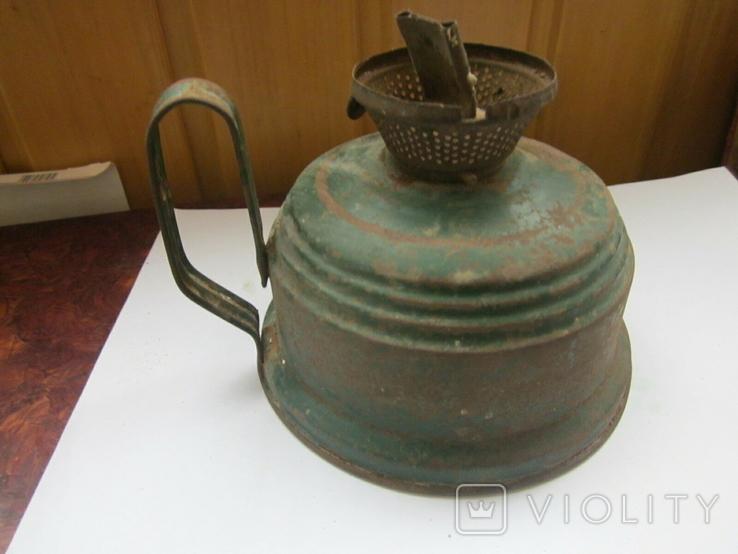 Керосиновая лампа СССР, фото №5
