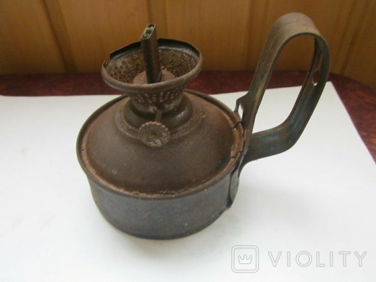 Керосиновая лампа СССР 1, фото №2