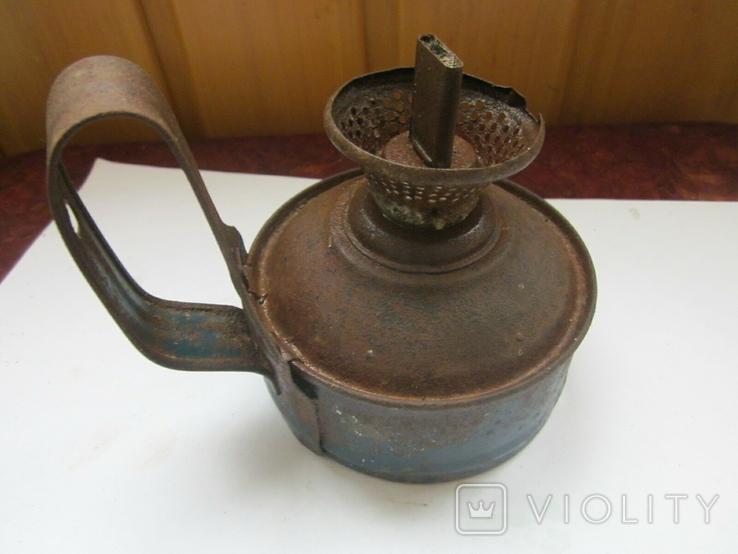 Керосиновая лампа СССР 1, фото №3