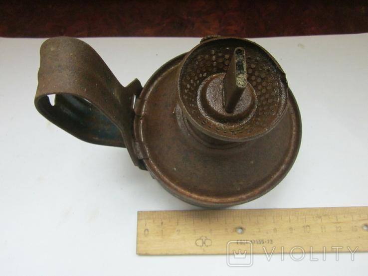 Керосиновая лампа СССР 1, фото №4