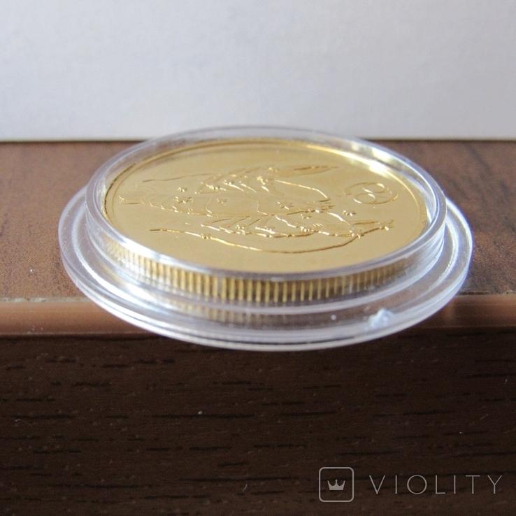 50 рублей 2004 г. Proof (1/4 oz 999,9), фото №10