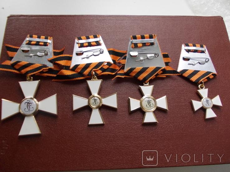 Георгиевские кресты.копии., фото №3