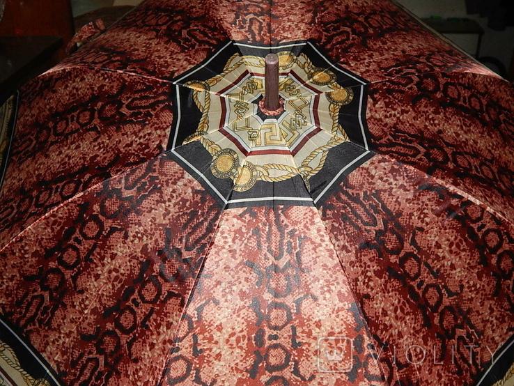 Большой зонт советского периода СССР, фото №3