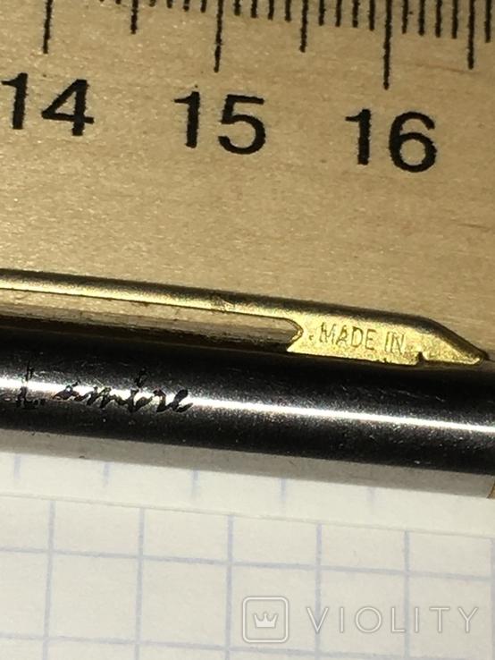 Брендированная металлическая ручка L'ambre / Ламбрэ, фото №5