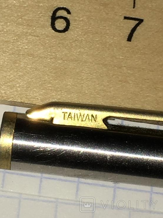 Брендированная металлическая ручка L'ambre / Ламбрэ, фото №6