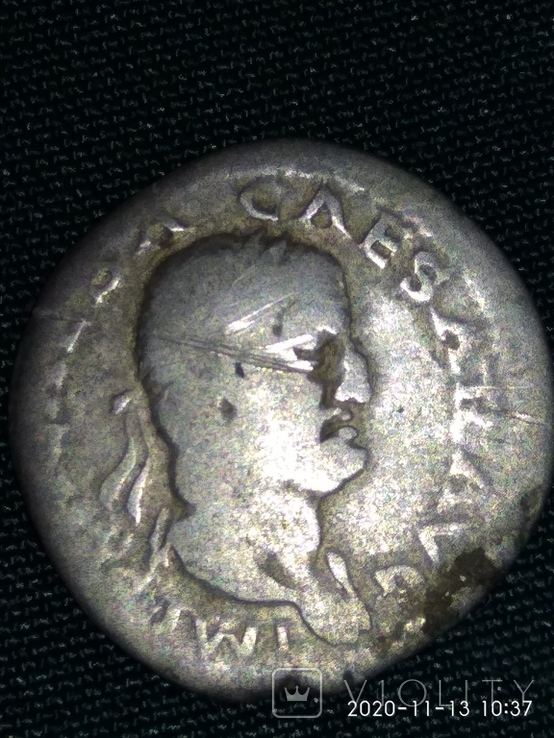 Денарій Гальби (ROMA), фото №2