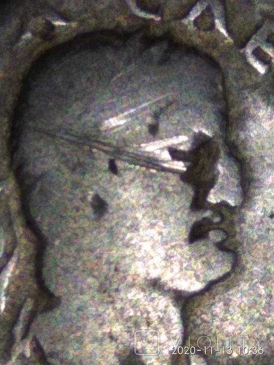 Денарій Гальби (ROMA), фото №3