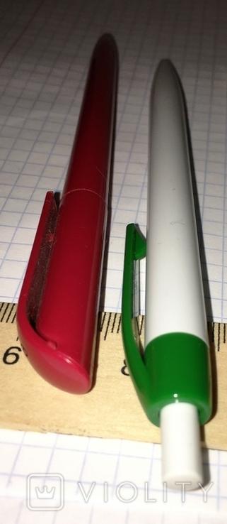 2 брендированные шариковые ручки отель Софиевский Посад, Украгролизинг, фото №8