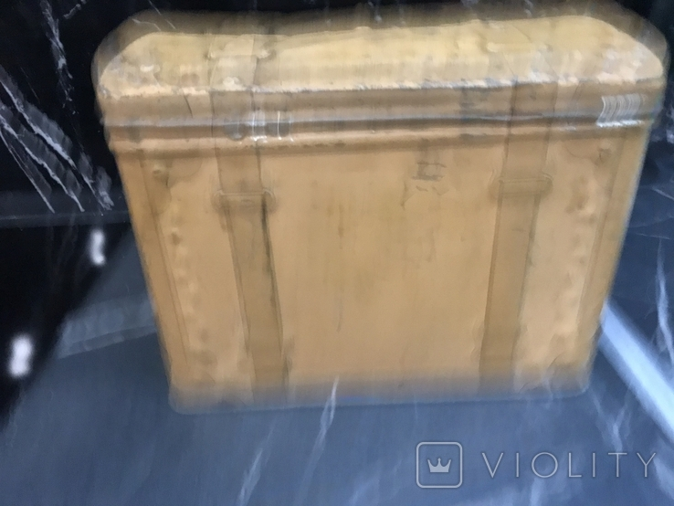 Банка-коробка от конфет В.Ефимов,Киев,Демеевка, фото №6