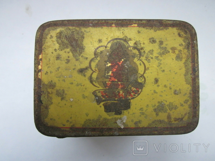 Коробка жестяная, фото №3