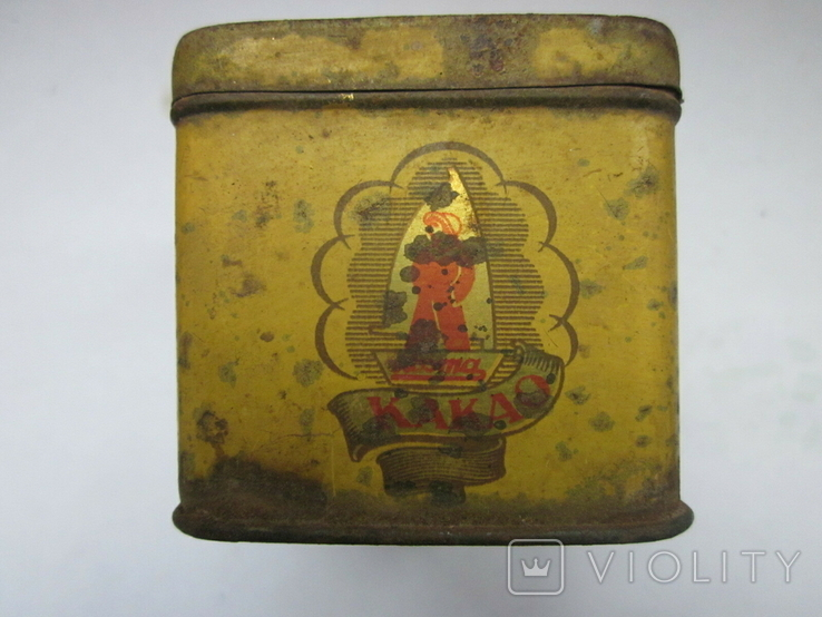 Коробка жестяная, фото №7