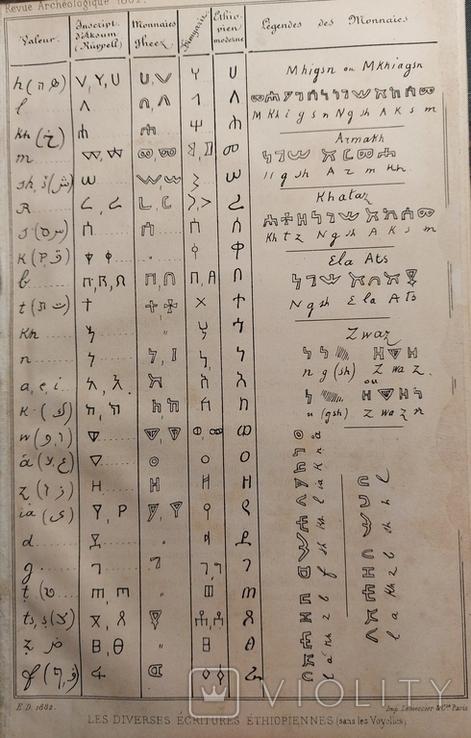 171. Журнал Археологии 1882 год на французском, фото №11