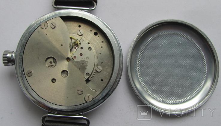 """Часы-марьяж """"Златоустовский часовой з-д."""", фото №12"""