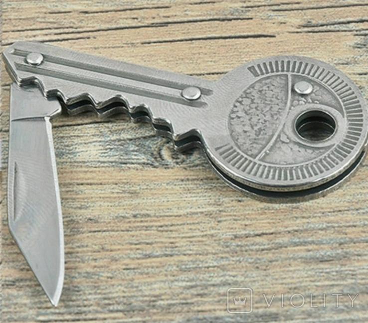 Нож-брелок, фото №3