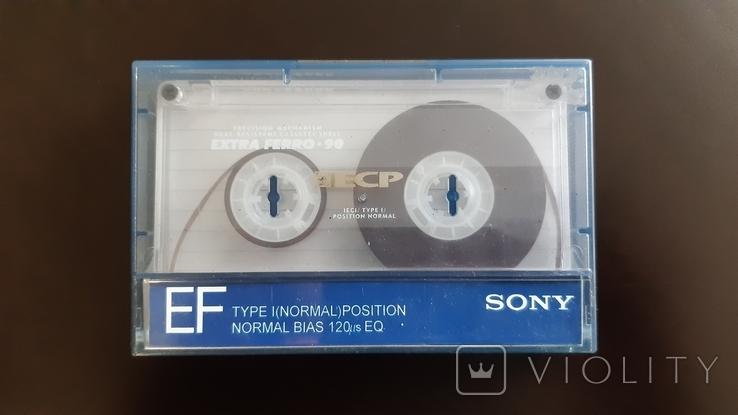 Касета ECP Ferro Extra 90, фото №2