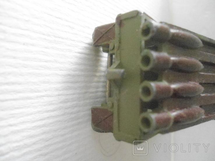 Военная техника - Катюша миномет гвардейский, фото №7