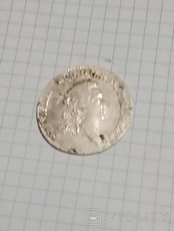 4 гроша 1766 г. f.s.Станислав Август Понятовский 1 злотый, фото №5