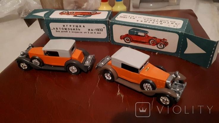 Модели автомобилей СССР, фото №2
