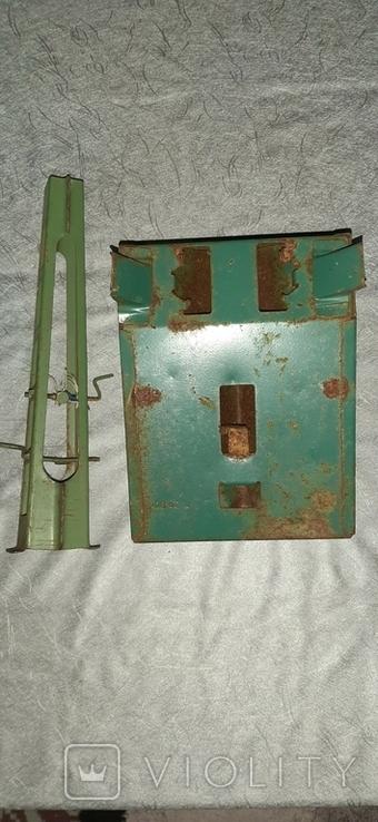 Стрела и кузов металл от старых больших машин, фото №4