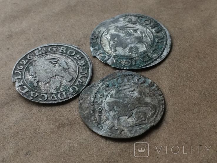Литовские гроши, фото №4