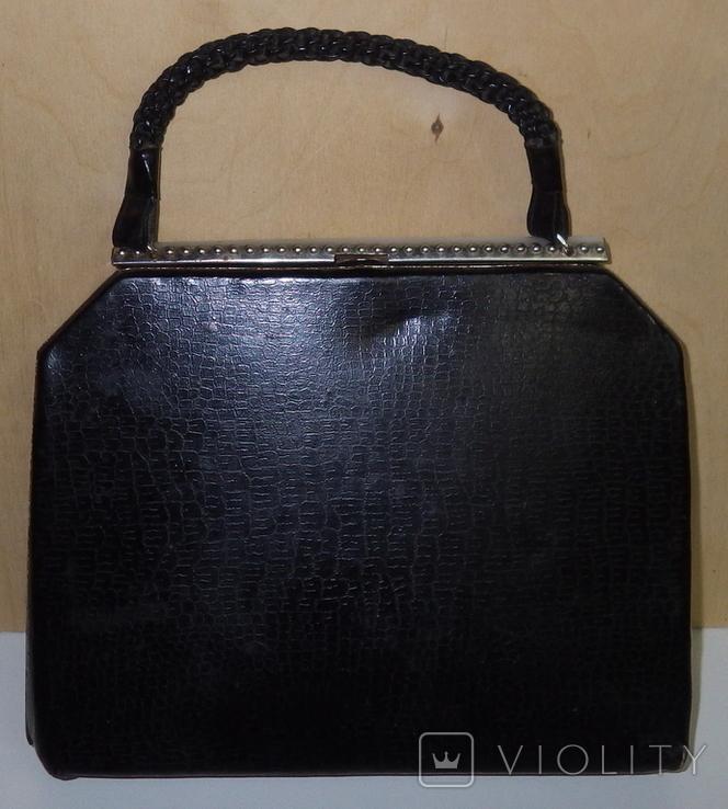 Дамская сумочка, 50 - 60-е годы, фото №3