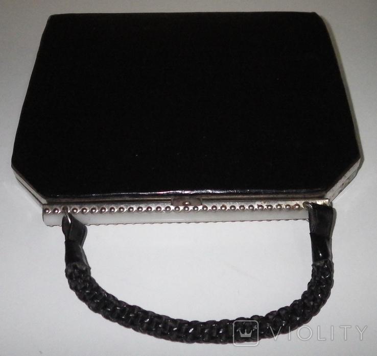 Дамская сумочка, 50 - 60-е годы, фото №6