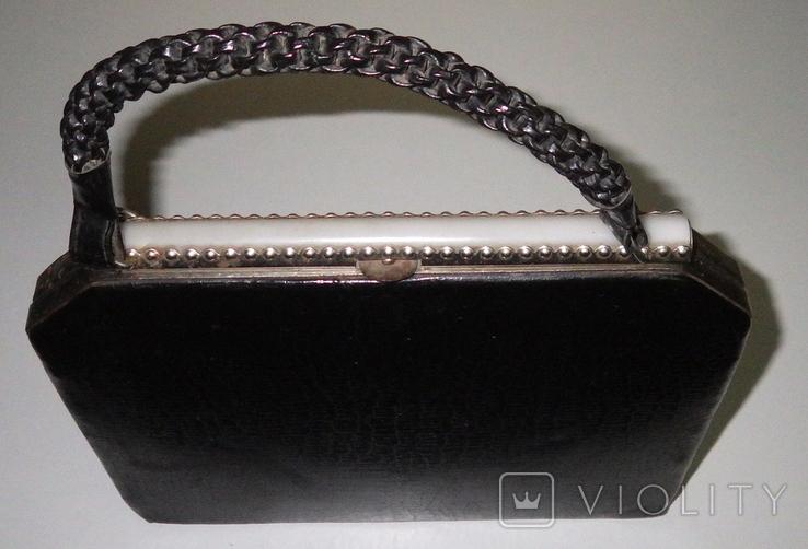 Дамская сумочка, 50 - 60-е годы, фото №7