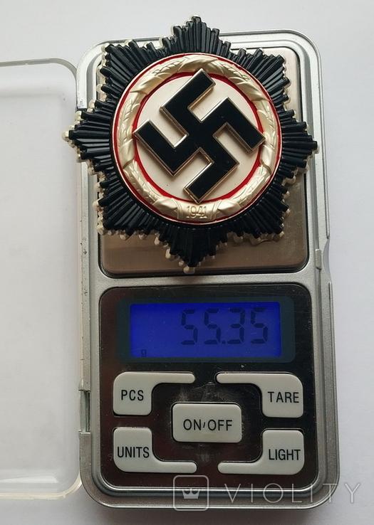 Германия. Третий Рейх. Орден Немецкого Креста ІІ степени (копия), фото №4
