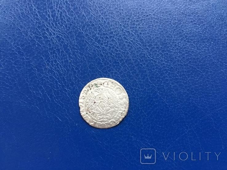 Гріш коронний Сигізм.ІІІ 1627, фото №4