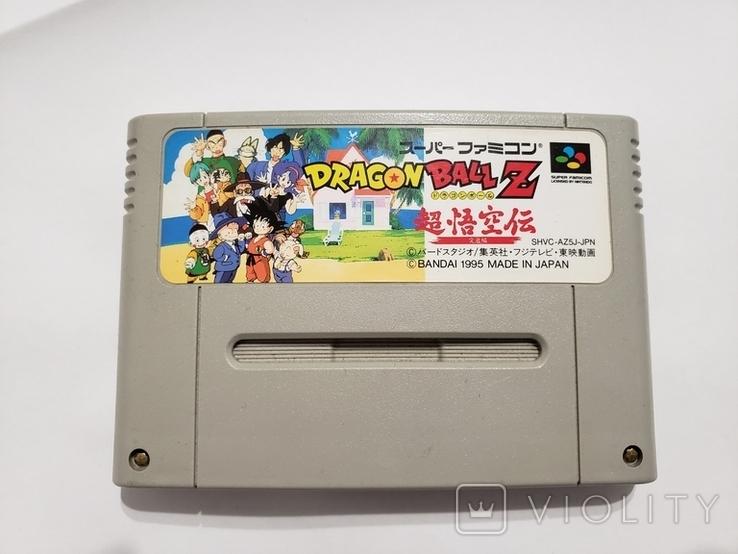 Dragon Ball Z (NTSC-J), фото №2