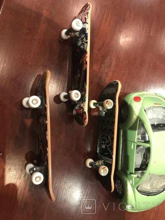 Миниатюрные скейт доски, фото №8